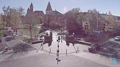 Auburn - College Street - Alabama (USA)