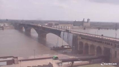 St. Louis - Eads Bridge - Missouri (USA)