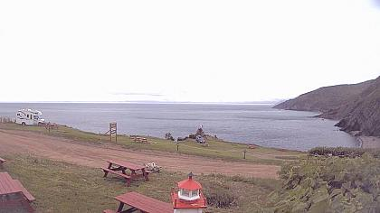 Capstick - Meat Cove Campground - Kanada