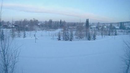 Fairbanks - Chena River - Alaska (USA)