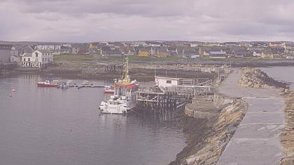 Vardø - Port - Norwegia