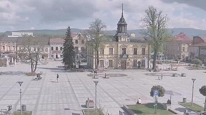 Nowy-Targ live camera image